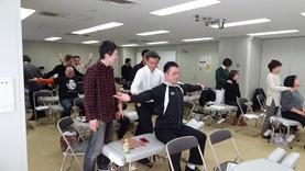 H29.2.12『上部頸椎の評価とアプローチ方法』(大阪)レポート
