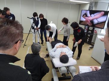 H29.3.12『足部・膝部の見方とアプローチ方法』(大阪)レポート